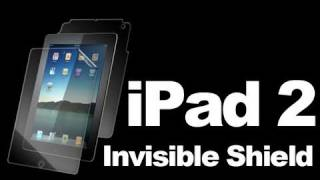 Download iPad 2 invisibleSHIELD Installation Video