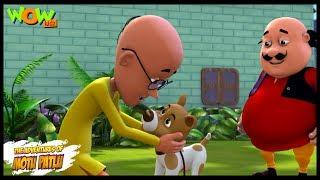 Download Motu ka doggy - Motu Patlu in Hindi - 3D Animation Cartoon - As on Nickelodeon Video