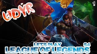Download LP: Udyr [CZ] Counter jungle my way Video