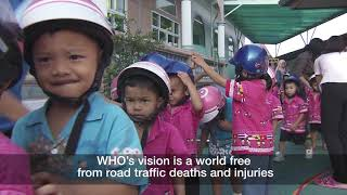 Download A safer road for others is a safer road for you Video