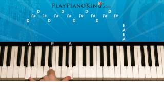 Download How to Play Someone Like You by Adele on Piano Video