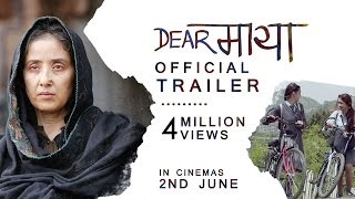 Download Dear Maya | Official Trailer | Manisha Koirala | Releases on 2nd June Video