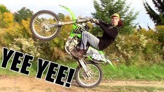 Download NEW DIRT BIKE FEVER! Video