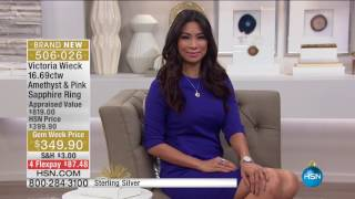 Download HSN | Victoria Wieck Gemstone Jewelry 10.20.2016 - 05 PM Video
