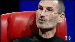 Download Steve Jobs tells us a secret Video