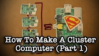 Download How To Make A Cluster Computer (Part 1) Video