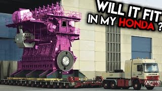 Download Big Engines Starting Up ! ( Extreme Edition ) Diesel and Petrol Cold Starts Video