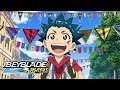 BEYBLADE BURST EVOLUTION Episode 1: Fresh Start! Valtryek's Evolution!