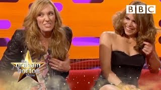 Download Toni Collette on breast feeding dressed as a man | The Graham Norton Show - BBC Video