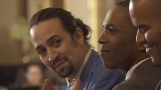 Download Original 'Hamilton' Cast Performs At White House For Obamas Video