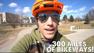 Download The Amazing Bike Paths in Boulder Colorado Video