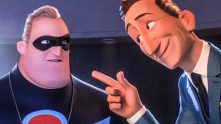 Download INCREDIBLES 2 Make Superheroes Legal Again! Movie Clip (2018) Video