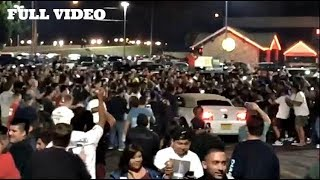 Download MUSTANG CRASHES INTO HUGE CROWD! ( Full Video ) Video