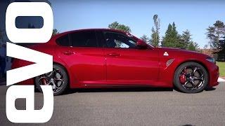 Download Alfa Romeo Giulia Quadrifoglio review - Has Alfa finally got it right? | evo DIARIES Video