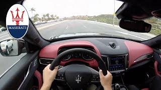 Download Maserati Levante S 2017 POV Drive & Start Up 424HP V6 - Best SUV? YouDrive Video
