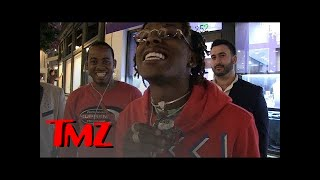 Download Rich The Kid Drops a Fortune on Papa Smurf Chain!!! | TMZ Video