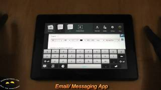 Download BlackBerry Playbook OS 2.0 Review Video