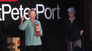 Download A proactive approach to mental health for all | Carol Vivyan & Michelle Ayres | TEDxStPeterPort Video
