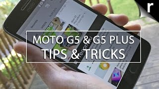 Download Moto G5 & G5 Plus Tips, Tricks and Best New Features Video