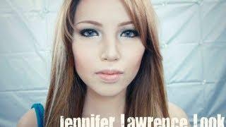Download Jennifer Lawrence Make-up Transformation Video