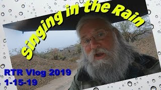 Download RTR VLOG 2019 Day 7 UPDATE ON THE RAIN AND DUMPSTER! Tuesday Jan 15, 2019 Video
