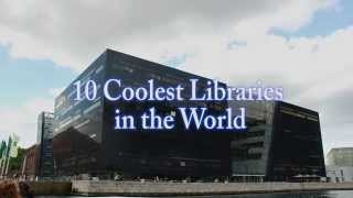 Download 10 Coolest Libraries in the World Video