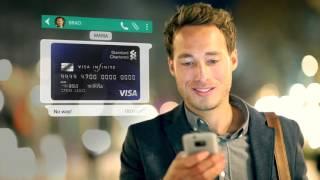 Download Visa Infinite Credit Card Video