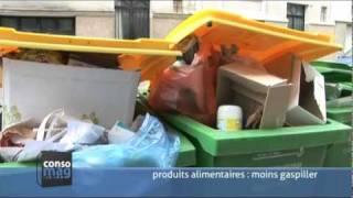 Download Produits alimentaires : moins gaspiller - Consomag Video