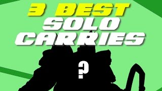 Download 3 Best Solo Queue Heroes! - Overwatch Competitive Solo Que Season 3 - How To Win More Solo Games! Video