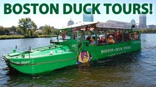 Download BOSTON DUCK TOUR! Video