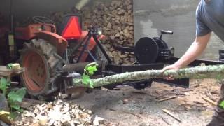 Download Woodchucker Gasifier Wood Splitter Video