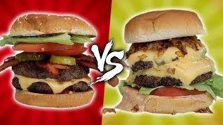 Download IN-N-OUT VS FIVE GUYS - HOMEMADE Video