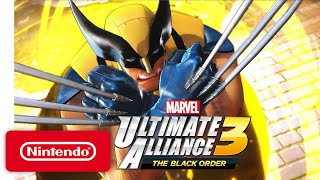 Download MARVEL ULTIMATE ALLIANCE 3: The Black Order - Announcement Trailer (Nintendo Switch™) Video