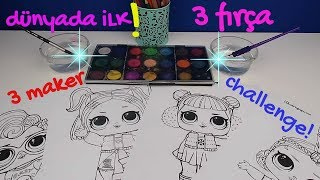 Confetti Lil Sisters Surprise 3seri Vrqt Lil çizim How To Draw Lol