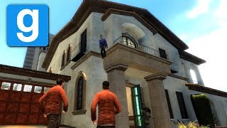 Download VERSTOPPERTJE IN EEN GTA V HUIS! Video