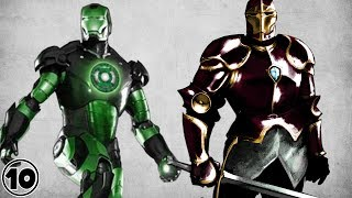 Download Top 10 Alternate Versions Of Iron Man Video