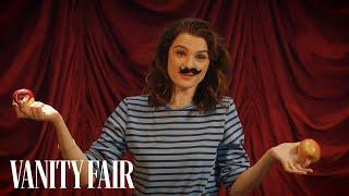 Download Rachel Weisz Is an Expert When It Comes to Apples | Secret Talent Theatre | Vanity Fair Video