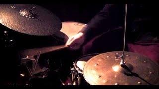 Download Wake 'N Break No. 1407 - Busy 16th Note Groove w/ Cymbal Chain Stack | Andrew McAuley (KindBeats) Video