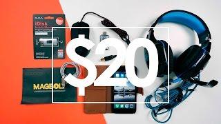 Download BEST TECH UNDER $20 - November 2016 Video