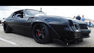 Download 1979 Chevrolet Camaro Z/28 Street Machine 2016 NSRA Street Rod Nationals Autocross Video