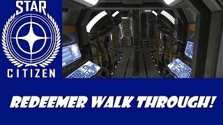 Download Star Citizen: Redeemer Walkthrough! Video