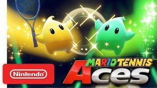 Download Mario Tennis Aces - Luma - Nintendo Switch Video