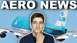 Download So ALT sind KLM Flugzeuge! AeroNews Video
