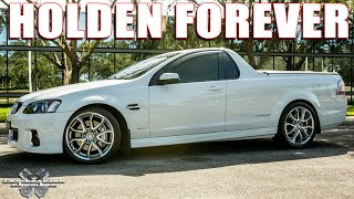 Download THUNDER FROM DOWNUNDER! - 2012 Holden Commodore Ute Video