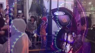 Download 渋谷ハロウィン2017 外向き 内向きオーディオ Video