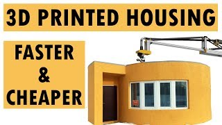 Download Why 3D Printing Is The Future Of Housing Video