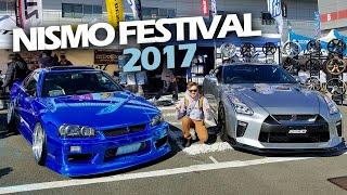 Download JDM GTR HEAVEN?! - NISMO FESTIVAL 2017 Video