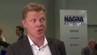 Download NAB 2018 - Tor Helge Kristiansen, EVP, Principal Architect - Conax Video