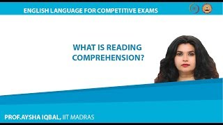 Download What is Reading Comprehension? Video