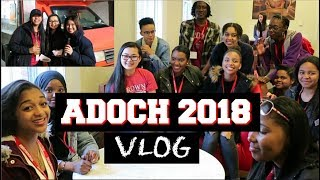 Download Brown University ADOCH 2018   VLOG [We Pose for Free Food] Video
